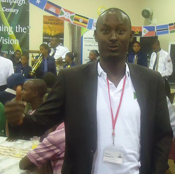 Sylvère Nsengiyumva - Real Peacebuilder
